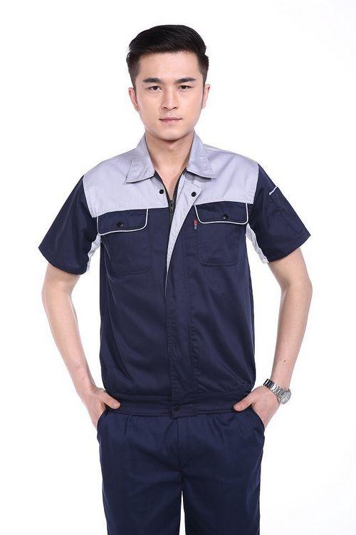 北京工服半袖