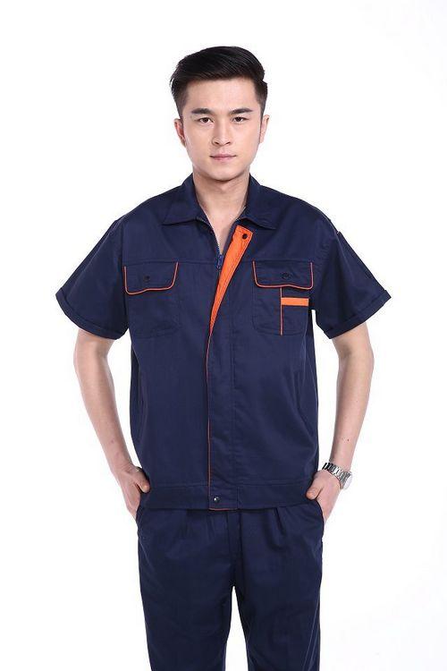 短袖服装生产