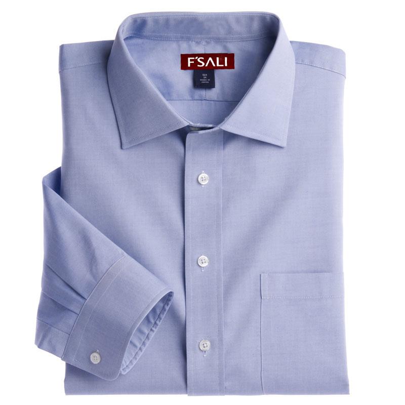 衬衫定制选什么面料比较好?