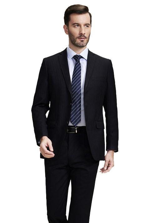 定制西服款式和长度怎么选?