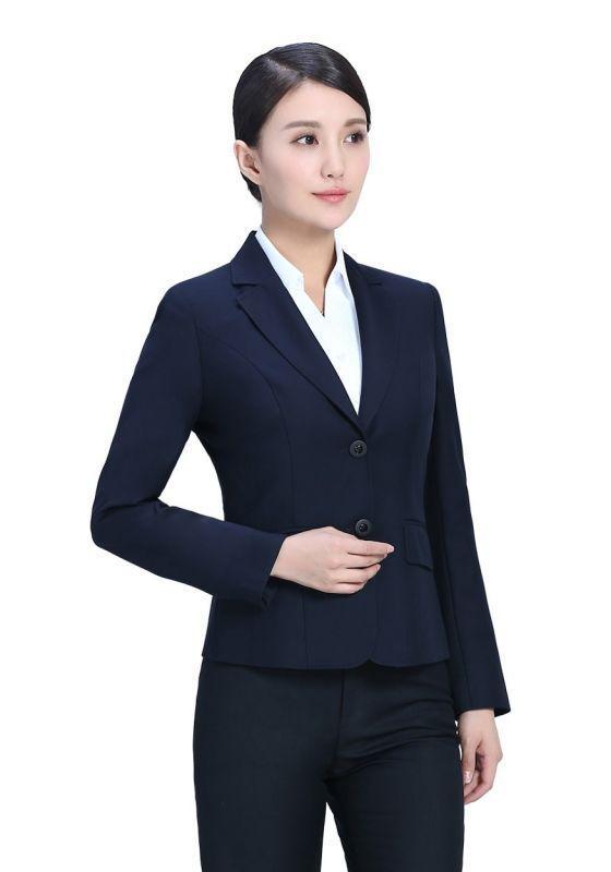 我们的设计师给大家分享:职业女装的着装大全