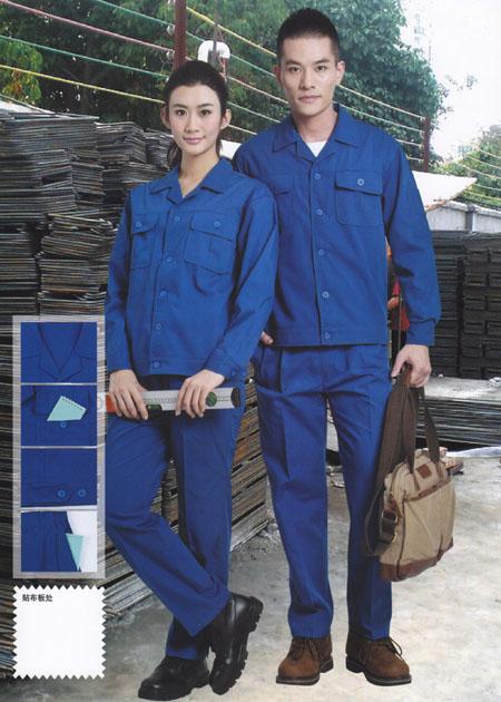 关于纯棉工作服的保养方法和洗涤方法